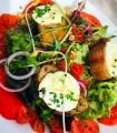 Salade Croustillant de Chèvre Chaud