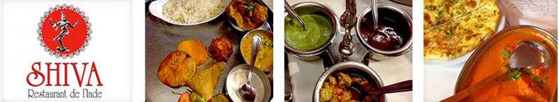 Le restaurant indien le Shiva