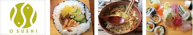 restaurant japonais o sushi. Black Bedroom Furniture Sets. Home Design Ideas