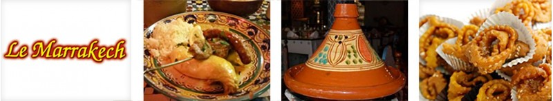 Restaurant marocain Le Marrakech